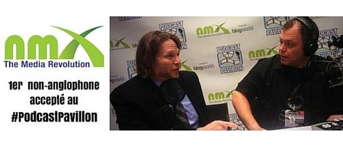 Entrevue Chris Brogan NMX Vegas Podcast