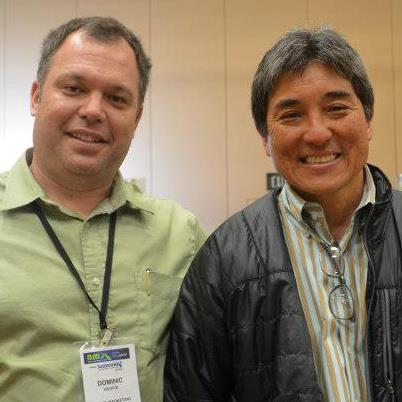 avec Guy Kawasaki