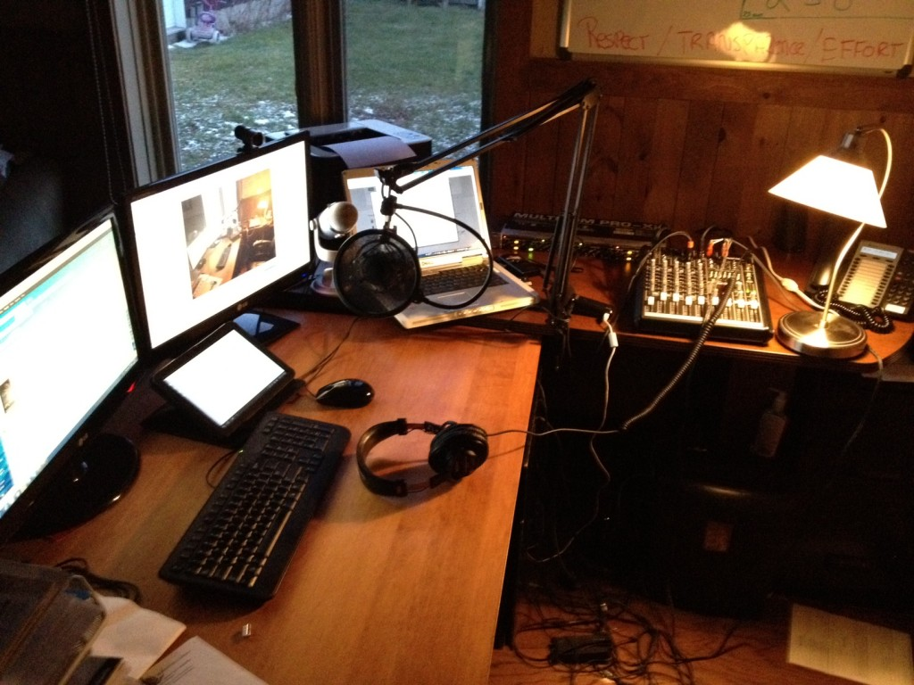 Studio podcast EAAP