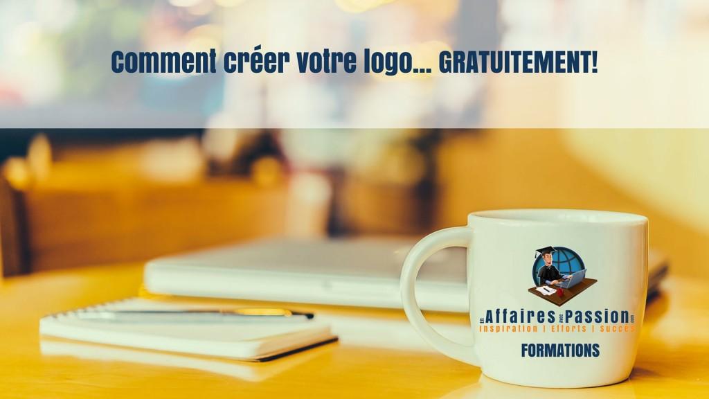 Formation Comment créer nos logos, bannières, images, publicités, ebooks, etc... GRATUITEMENT! (1)